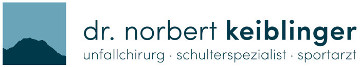 Logo quer - Dr. Norbert Keiblinger Unfallchirurg